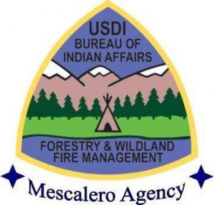 BIA Mescalero Agency logo