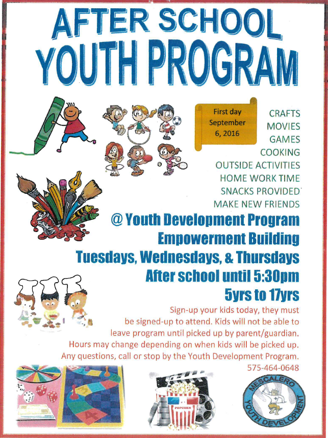 after school youth program